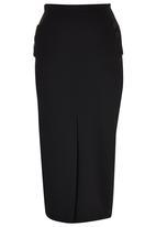 edit - Utility Tube Skirt Black