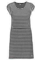Roxy - Striped Dress Multi-colour