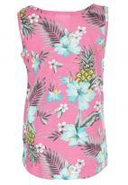 Rip Curl - Aloha Babe Tee Mid Pink