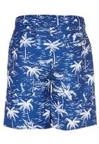 Rip Curl - Palm Volley Boardshort Mid Blue
