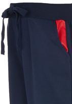 Retro Fire - Track Pants Navy