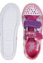Skechers - Patchwork Sneaker Multi-colour