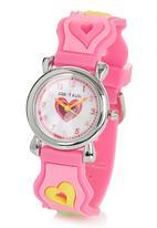 Cool Kids - Heart Watch Mid Pink