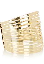 edit - Multi Band Cuff Gold