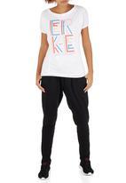 Erke - Crew Neck T-shirt White