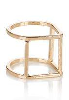 edit - Metalwork Ring Gold