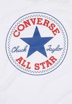 Converse - Boys Chuck Patch T-Shirt White