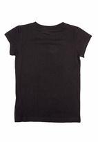 Converse - Vintage Print T-Shirt Black