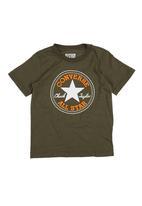 Converse - Converse Print T-Shirt Mid Green
