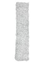 edit - Fancy Faux Fur Snood Pale Grey