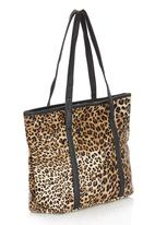 edit - Urban Jungle Tote Animal Print