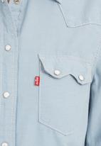 Levi's® - Denim Shirt Blue Blue black denim