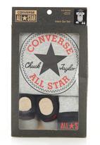 Converse - 3-Piece Set Grey