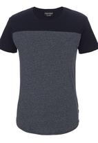 Silent Theory - On Duty T-shirt Navy