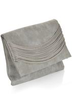 STYLE REPUBLIC - Chain Reaction Clutch Grey