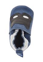 shooshoos - Black Mask Pull-ons Mid Blue  Mid Blue