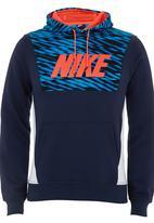 Nike - Nike Club Hoody Multi-colour