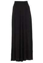 c(inch) - Maxi Skirt Black