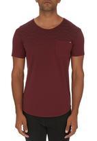 Silent Theory - Metric T-shirt Dark Purple Dark Purple