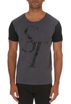 Silent Theory - Tonight T-shirt Black/White Black and White
