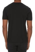 Russell Athletic - Crew-neck T-shirt Black