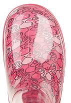 Zoom - Barbie Rain Boot Dark Pink Dark Pink
