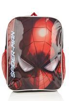 Zoom - Spiderman Backpack Red