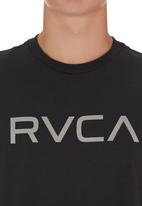 RVCA - RVCA T-shirt Black