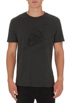 RVCA - The Drags T-shirt Mid Grey