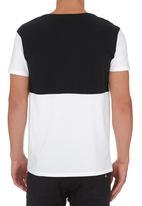 Silent Theory - Take Me T-shirt Black/White Black and White