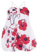 POP CANDY - Floral Dress & Bolero Set Mid Pink