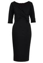 DAVID by David Tlale - Precious Dress Black