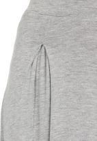 c(inch) - Maxi Skirt Grey