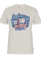 Levi's® - Graphic T-shirt White