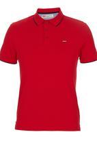 Levi's® - Housemark Polo Shirt Red