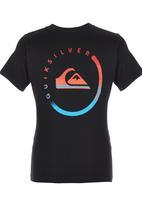 Quiksilver - Active Everyday Boys - Tee Black