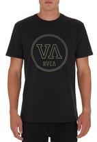 RVCA - Fundimental T-shirt Black