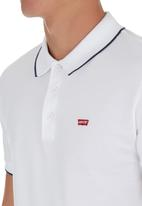 Levi's® - Housemark Polo Shirt White