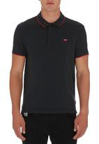 Levi's® - Housemark Polo Shirt Black