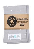 Pickalilly - Snoodlet Scarfs Grey