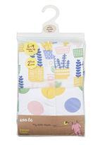 Soobe - 2 Pack Printed Babygrows Multi-colour