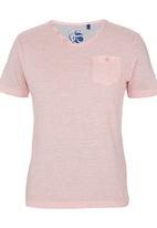 Pride & Soul - Oswaldo T-shirt Coral