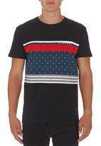 Rip Curl - Outcast Panel T-shirt Black