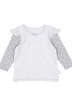 Precioux Baby - Long-sleeve T-shirt Multi-colour
