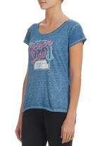 Lizzy - Lizzzy T-shirt Turqoise