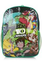 Sanrio Ben10 - Ben 10 Backpack Mid Green