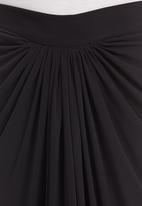 Gert-Johan Coetzee - Drape Skirt Black