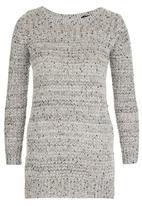 Amara Reya - Jersey Tunic Pale Grey