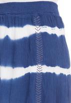Rip Curl - Tie-dye Maxi Skirt Navy