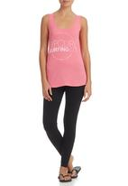 Rip Curl - In My Element Tank Mid Pink Mid Pink